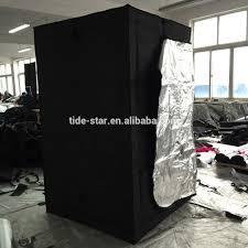 chambre de culture hydroponique portable la culture hydroponique élèvent la tente bud boîte plante d