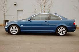 2000 bmw 328i e46 2000 bmw 328ci in topaz blue
