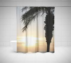 Shower Curtains With Trees Palm Tree Shower Curtains Fabric Birthday Cake Ideas