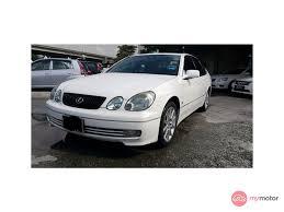 lexus malaysia 1998 toyota aristo for sale in malaysia for rm48 800 mymotor