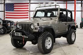 jeep wrangler rubicon 2006 light khaki 2006 jeep wrangler rubicon for sale mcg marketplace