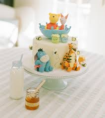 winnie the pooh baby shower winnie the pooh baby shower baby showers 100 layer cakelet