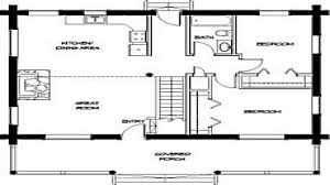 Cabin Floorplan by Small Cabin Floor Plans Simple Small House Floor Plans Small