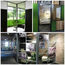 How To Divide A Room Without A Wall Nw Office Interiors