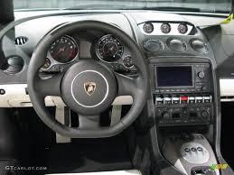 lamborghini aventador interior white 2010 lamborghini gallardo lp560 4 spyder black white steering