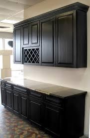 kitchen with dark cabinets 3529