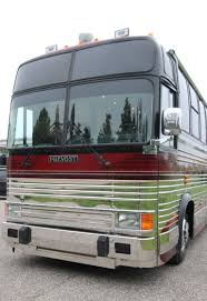 sold 1995 prevost marathon xl 45 panterra coach