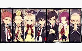 blue exorcist new student pt 2 blue exorcist by psychocircus774 on deviantart