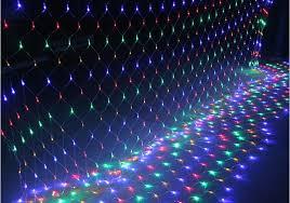 led net light 6m x 4m 750 led rgb string lights