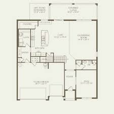 16 x 24 garage plans mariner at the highlands in valrico florida pulte