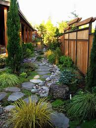 Landscape Ideas For Backyard 50 Super Easy Dry Creek Landscaping Ideas You Can Make