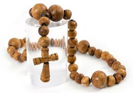 wooden rosaries a remarkably well preserved wooden rosary found on board the