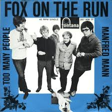 Manfred Mann Blinded By The Light Meaning Manfred Mann Fox On The Run Hitparade Ch