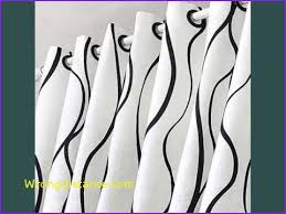 Black And White Curtain Designs Inspirational Black And White Design Curtains Home Design Ideas