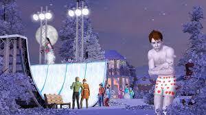 sims 3 holiday lights the sims 3 seasons review gaming nexus