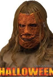michael myers halloween 2 mask michael myers pumpkin asylum mask escapade uk