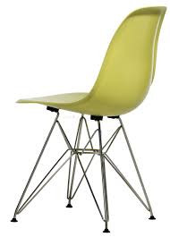 charles e style dsr retro eiffel fibreglass dining side chair