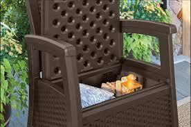 suncast elements outdoor furniture essentials patio set u2013 java
