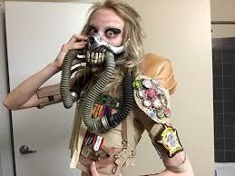 mad max costume immortan joe costume mad max fury road by mch2020moehunt