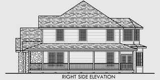 House Plans Traditional Traditional House Plan Features Wrap Around Porch Kitchen Island