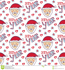 new year wrapping paper santa claus new year pattern christmas wrapping paper