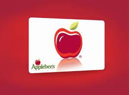 applebee gift card free 5 applebee s gift card