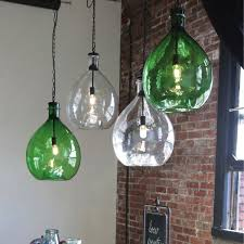 Oversized Pendant Light Oversized Glass Jar Pendant Light Antique Farmhouse