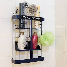 Doctor Who Shower Curtain Shower Racks Over The Shower Or Tub Door Caddy Chrome Shower