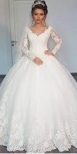 trubridal wedding blog 30 chic long sleeve wedding dresses
