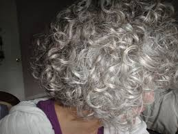 perm for grey hair the only thing better than gray hair is curly gray hair me in a