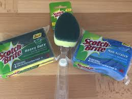 keep your house clean in just 15 minutes a day with scotch brite