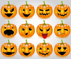 69 379 halloween pumpkin stock vector illustration and royalty