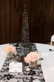 centerpieces for quinceanera decor eiffel tower wire sculpture quinceanera theme
