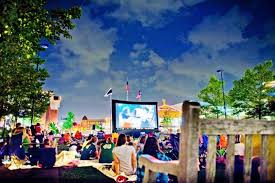 catch free family movies by moonlight at easton