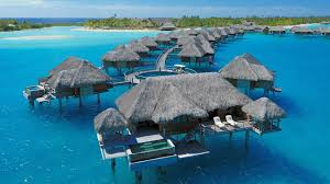 Where Is Bora Bora Located On The World Map by Four Seasons Bora Bora Luxury Overwater Bungalow With Plunge Pool