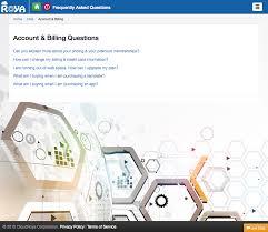 online faq tool for website online customer service tool