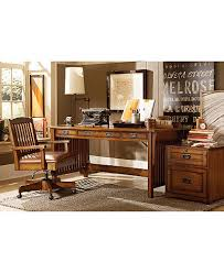 Home Office Furniture Collections Sedona Home Office Furniture Collection Created For Macy S