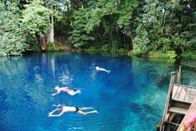 Oklahoma wild swimming images Best natural swimming holes in the world jpg