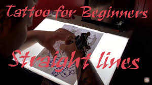 learning to tattoo for beginners youtube