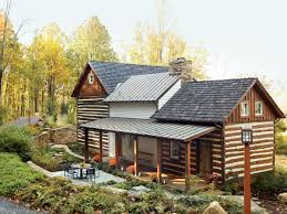 Cabin Historic Log Cabin Renovation Southern Living