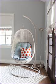 bedroom fabulous hanging a chair fabric swing chair how to make