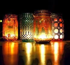 19 diy candle holder ideas transform the entire area mason jar
