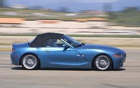 bmw sport car 2 seater used 2005 bmw z4 for sale pricing features edmunds