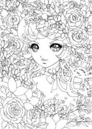 anime colouring pages www sd ram