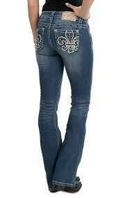 Miss Me Jeggings Miss Me Women U0027s Dark Wash With Crystal Cross Open Pocket Boot Cut