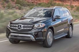 mercedes 4matic suv price 2017 mercedes gls class pricing for sale edmunds