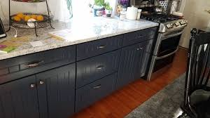 blue kitchen cabinets with granite countertops the of white granite countertop kitchen renovation