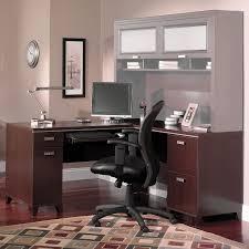 monarch specialties inc hollow core l shaped computer desk monarch cappuccino hollow core l shaped computer desk hayneedle