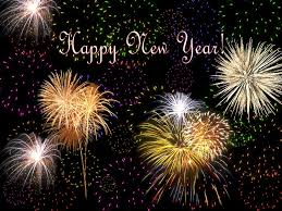 new year free fireworks display and celebration of new year backgrounds for