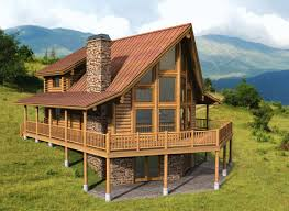 Log Cabins Floor Plans Log Home Floor Plans Little Bear Yellowstone Log Homes